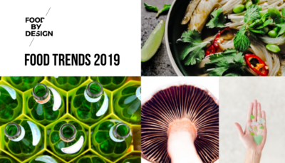 Food Trends 2019 by Food by Design