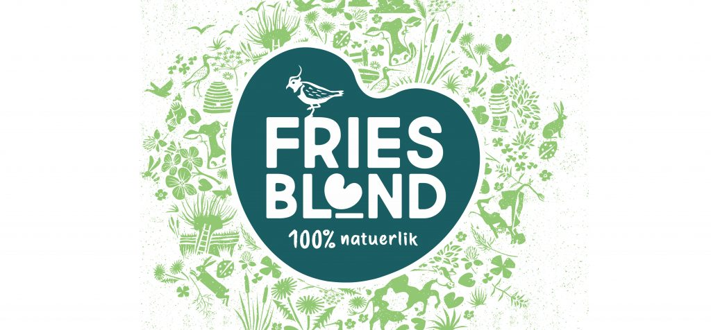 Logo Design for cheese brand Friesblond